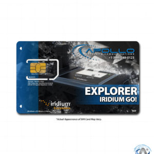 Iridium GO Explorer