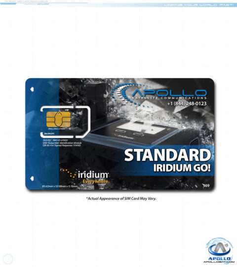 Iridium GO Standard