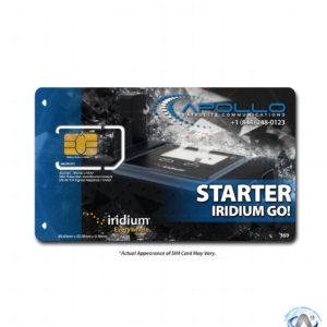 Iridium GO Starter