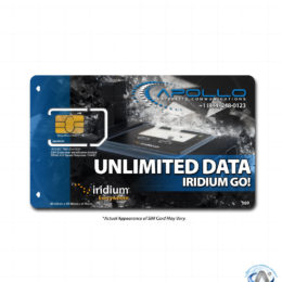 Iridium GO Unlimited Data
