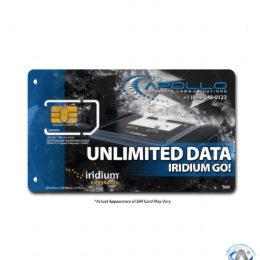 Iridium GO Unlimited Data