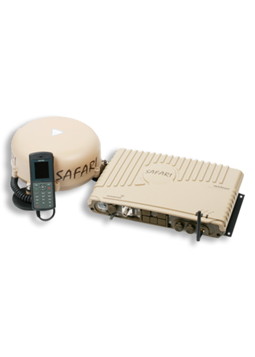 Satellite Terminals - AddValue Safari Mobile Terminal