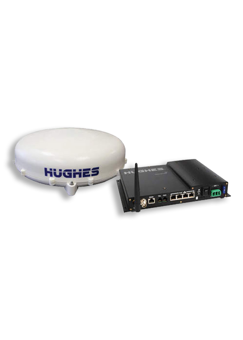 Satellite Terminals - Hughes 9450