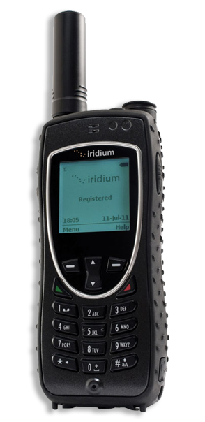 GEOS SOS Service - Iridium Extreme