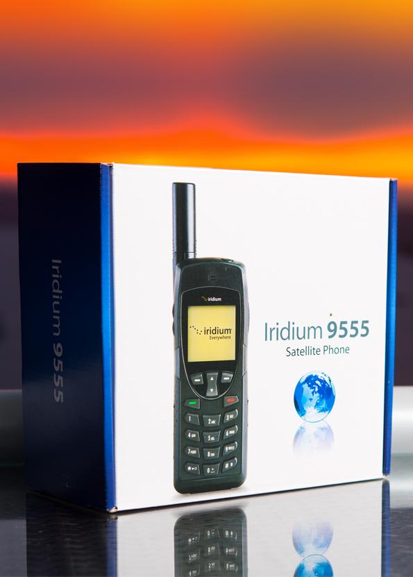 Iridium 9555 Africa Satellite Phone