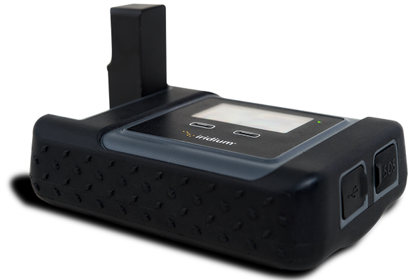 Iridium GO Satellite Hotspot