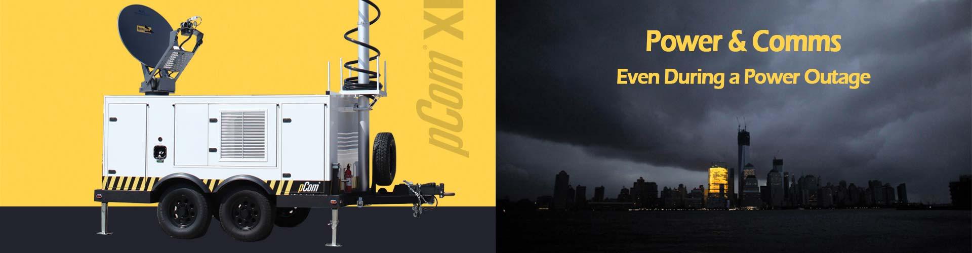 Hurricane Mobile Responder Unit