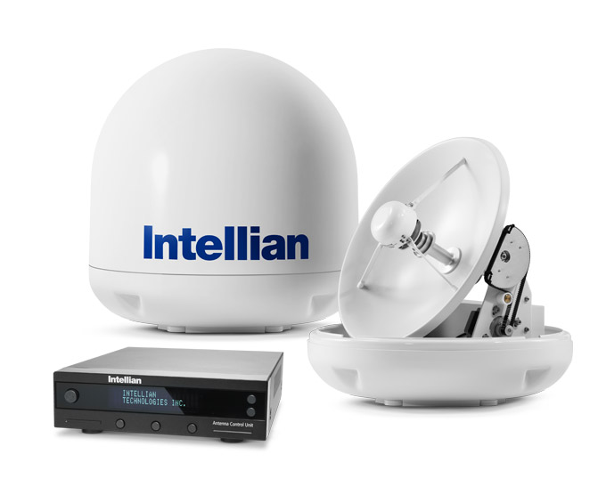Intellian i3 - bg-2