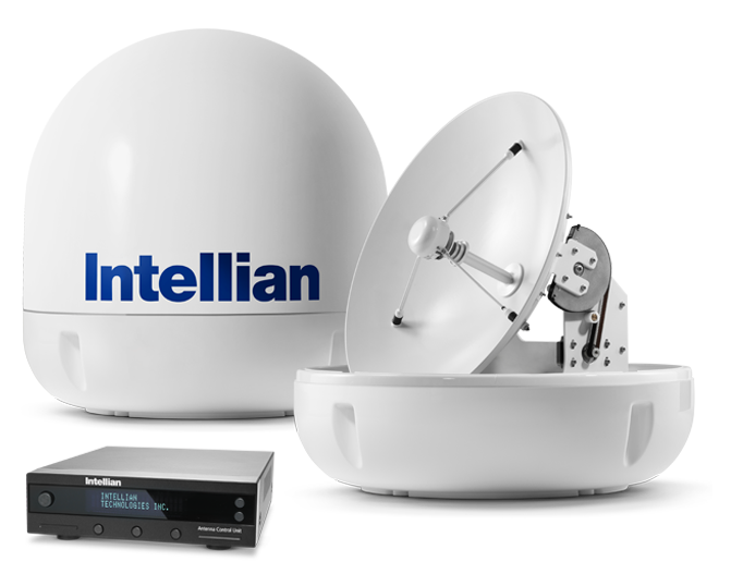 Intellian i4 - Solution Image