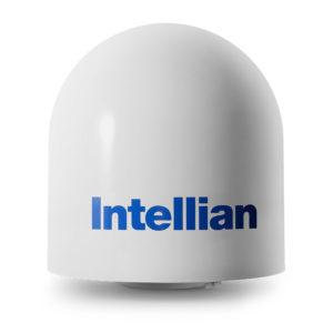 Intellian t100w/t100Q - Device Image1