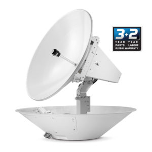 Intellian t110W/t110Q - Product Feature