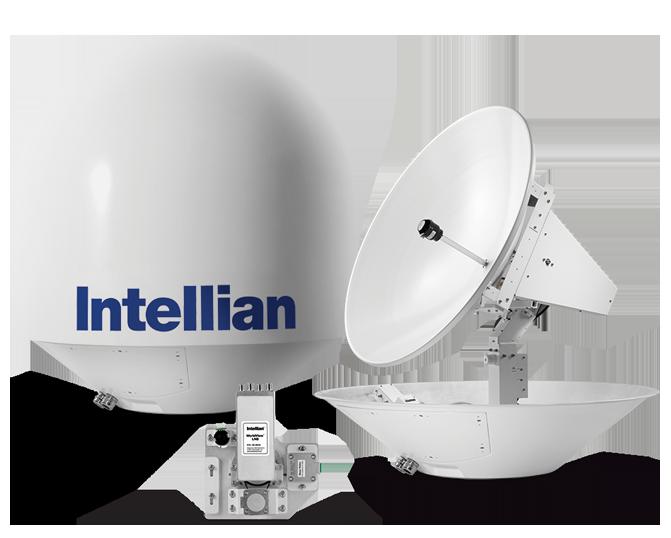 Intellian t110W/t110Q - bgStrip2