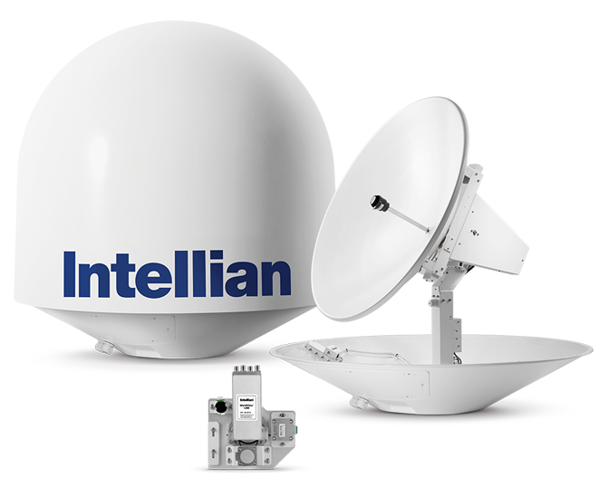 Intellian t130W/t130Q - bgStrip2