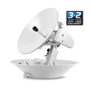 Intellian t80W/t80Q Satellite TV Intell-t80W/t80Q