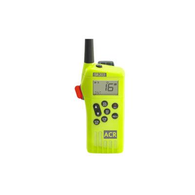 SR203 VHF Handheld - ProductFeature