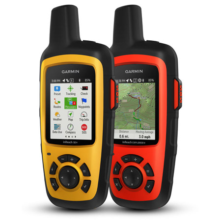 Garmin inReach Explorer+ - DescriptionImage1