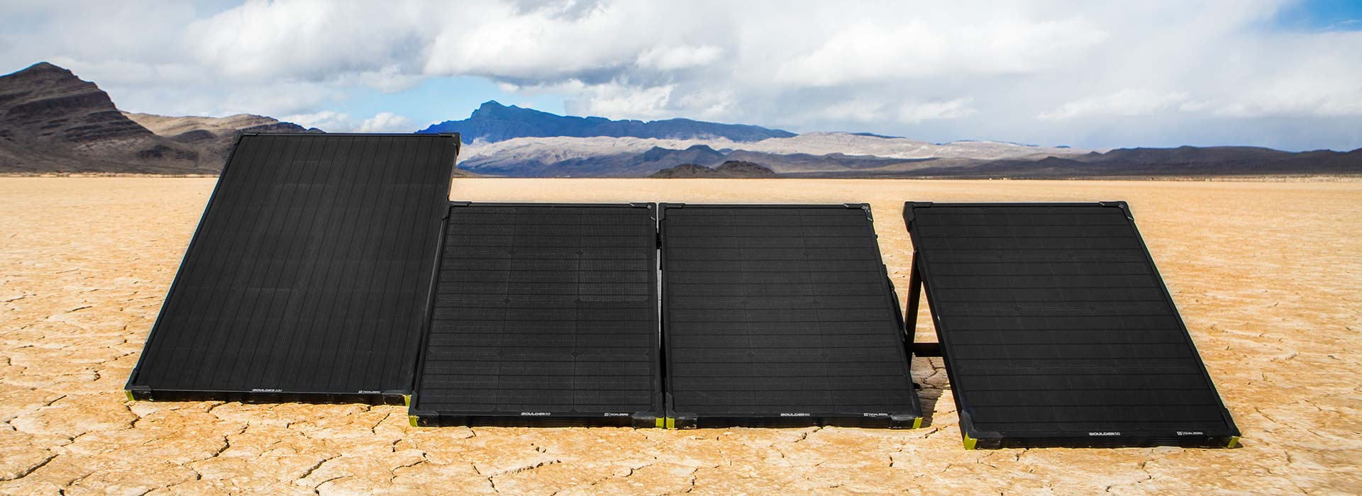 Goal Zero - Rigid Solar Panels