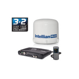 Intellian FleetBroadband 150 - ProductFeature