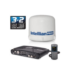 Intellian FleetBroadband 250 - ProductFeature