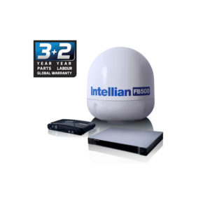 Intellian FleetBroadband 500 - ProductFeature