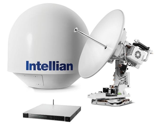 Intellian v80G - DeviceImage2
