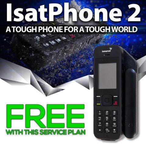 Free IsatPhone 2