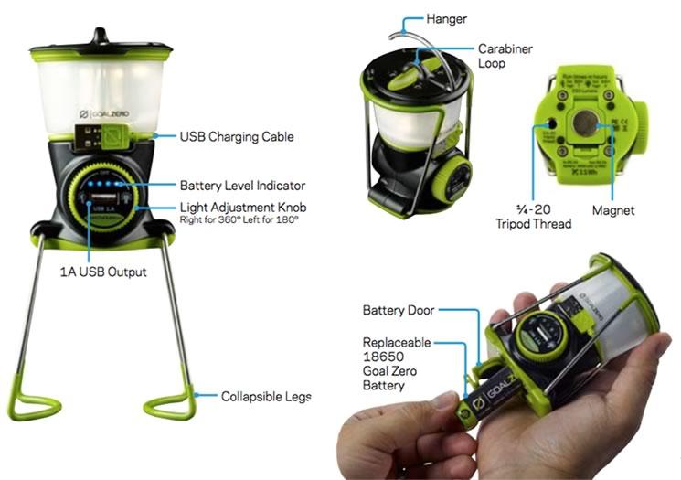 Lighthouse Mini Lantern - bgStrip1