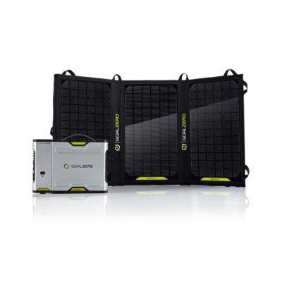 Sherpa 100 Solar Kit - ProductFeature