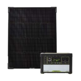 Yeti 400 Lithium & Boulder 50 Solar Kit - ProductFeature