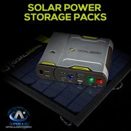 Power Storage Packs