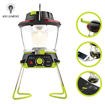 Solar Lighting Light House 400