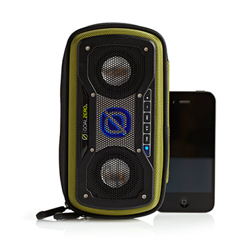 Rock Out Solar 2 Rechargeable Speaker