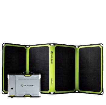 Sherpa 100 Solar Kit