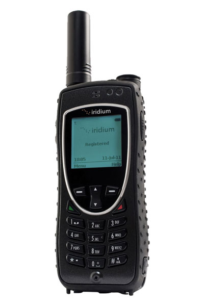 The Iridium System - Iridium Phone