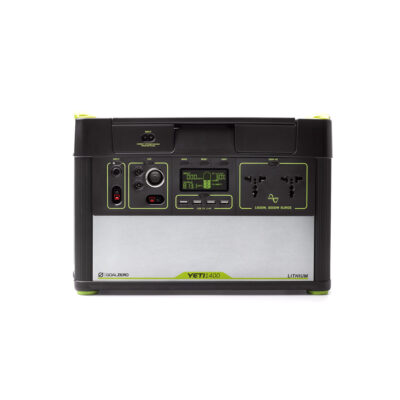 Yeti 1400 Lithium & Nomad 100 Solar Kit - ProductFeature