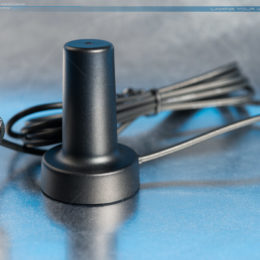 Iridium Portable Auxiliary Antenna M1621HCT-EXT