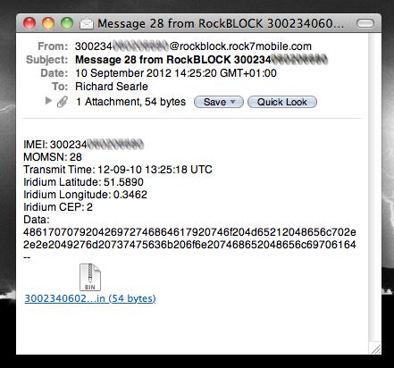 RockBlock 9603 - FAQ1