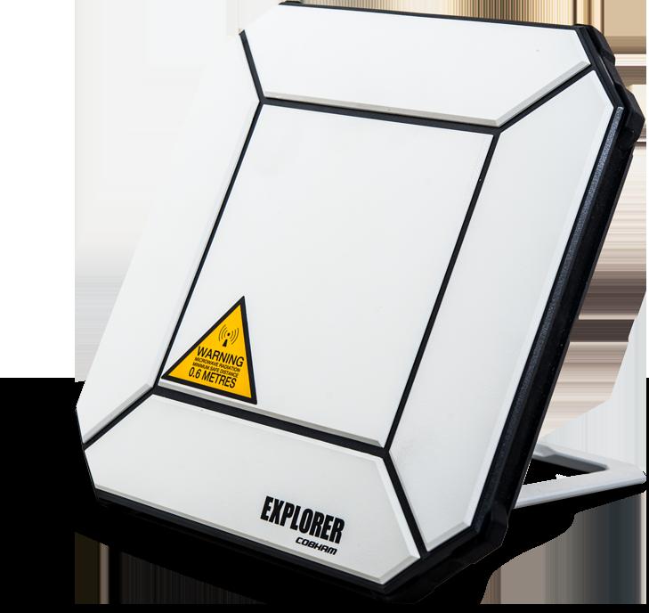 Cobham Explorer 510 Satellite Hotspot