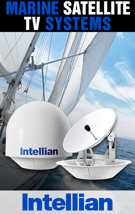 Intellian Marine Satellite TV Systems