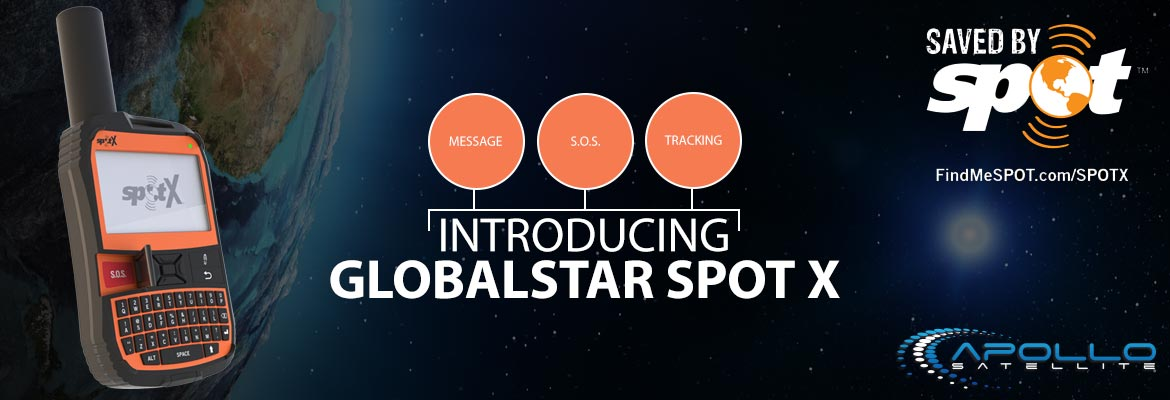 Globalstar SPOT X Quick Start Guide