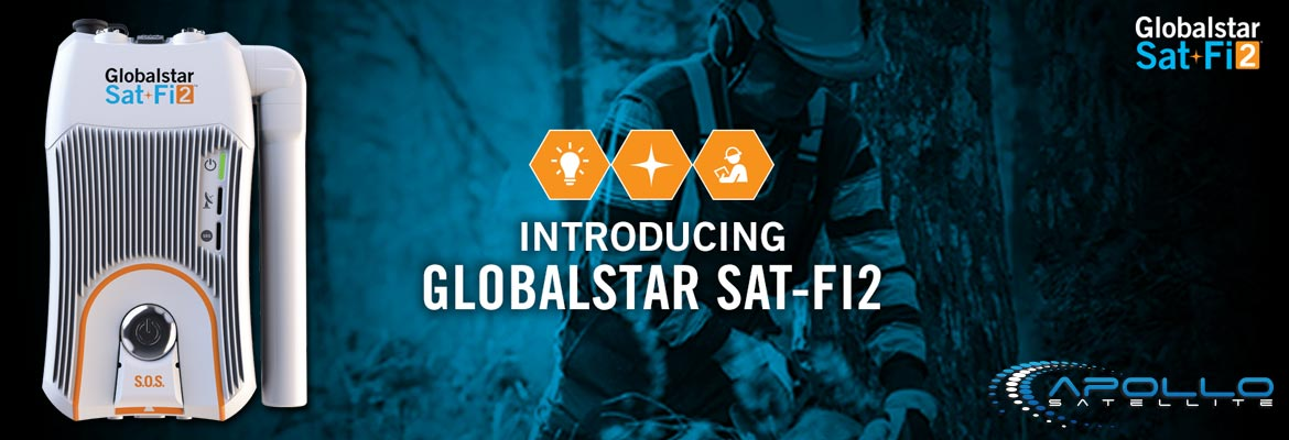 Globalstar Sat-Fi2 Quick Start Guide