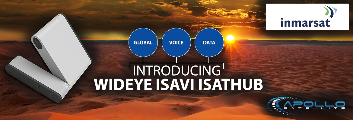 Inmarsat iSavi Satellite Hub FAQ