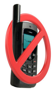 Satellite Phone Ban