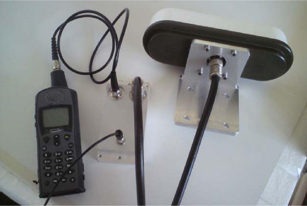 AD511 Active Iridium Antenna