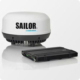 Aura VSAT Iridium Certus Sailor 4300 - Apollo Satellite