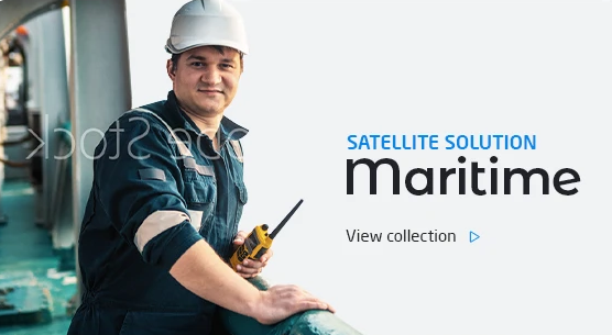 AURA VSAT - Maritime Solutions - Apollo Satellite