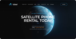 Rent A Satellite Phone - Apollo Satellite