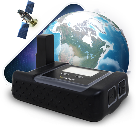 Iridium GO Satellite Hotspot Rental - Apollo Satellite