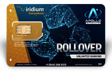 Iridium Monthly Plans Unlimited Rollover Minutes - Apollo Satellite