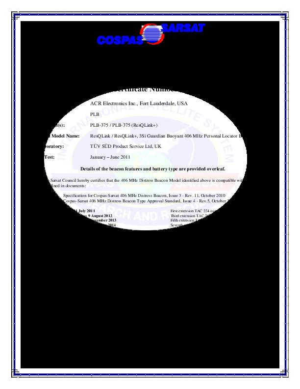COSPAS-SARSAT-Approval.pdf